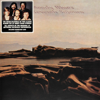 VINIL Universal Records The Moody Blues - Seventh Sojourn