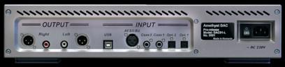DAC Audio Gems Amethyst
