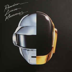 VINIL Universal Records Daft Punk - Random Access Memories