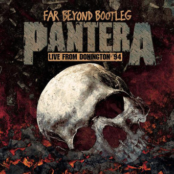 VINIL Universal Records Pantera - Far Beyond Bootleg : Live From Donington '94