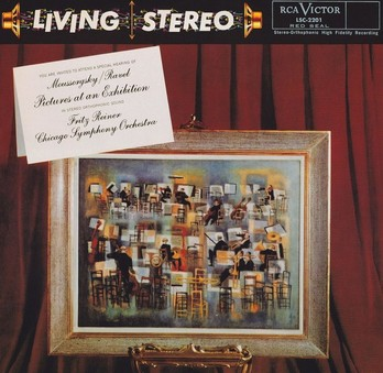 VINIL ProJect Fritz Reiner, Chicago Symphony Orchestra - Mussorsky: Pictures At An Exhibition