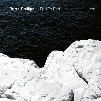 VINIL ECM Records Barre Phillips: End To End