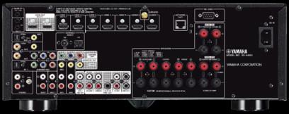 Receiver Yamaha MusicCast RX-A860