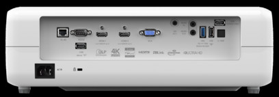 Videoproiector Optoma UHD380X