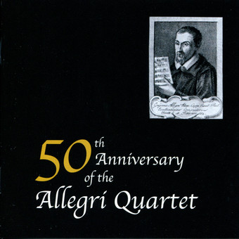 CD Naim Allegri Quartet: 50th Anniversary