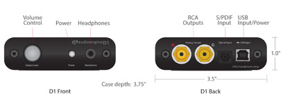 DAC Audioengine D1 Resigilat