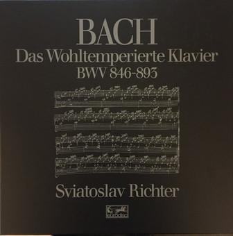 VINIL Universal Records Bach - Das Wohltemperierte Klavier BWV 846-893 - Sviatoslav Richter