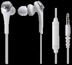 Casti In-Ear cu microfon Audio-Techinca ATH-CKS550iS, Seria SOLID BASS
