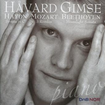 CD Naim Havard Gimse: Haydn, Mozart, Beethoven