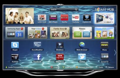 TV Samsung UE-40ES8000