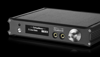 DAC Matrix Quattro 2 DSD Advanced Edition
