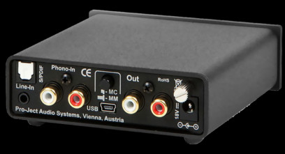ProJect Phono Box A/D S2