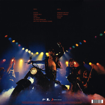 VINIL Universal Records Judas Priest - Unleashed In The East: Live In Japan