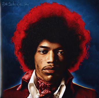 VINIL Universal Records Jimi Hendrix - Both Sides of the Sky