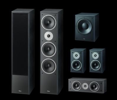 Pachet PROMO Magnat Magnat Monitor Supreme 1002 + 102 + 252 + SUB302A 5.1 pack