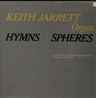 CD ECM Records Keith Jarrett: Hymns / Spheres