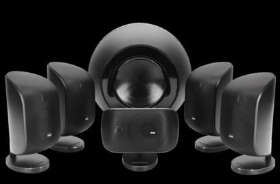 Boxe Bowers & Wilkins MT-60D