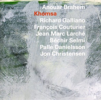 CD ECM Records Anouar Brahem: Khomsa