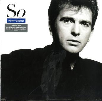 VINIL Universal Records Peter Gabriel - So