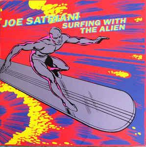 VINIL Universal Records Joe Satriani - Surfing With The Alien