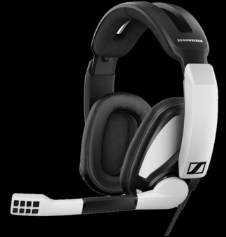 Casti PC/Gaming Sennheiser GSP 301 White