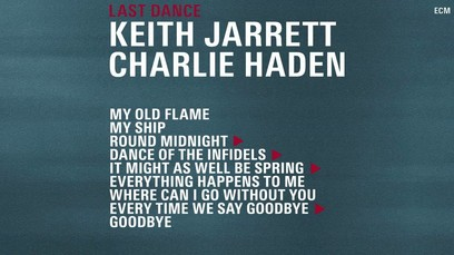 VINIL ECM Records Keith Jarrett / Charlie Haden: Last Dance