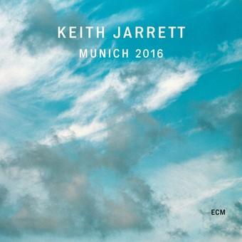 VINIL ECM Records Keith Jarrett: Munich 2016