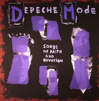 VINIL Universal Records Depeche Mode - Songs Of Faith And Devotion