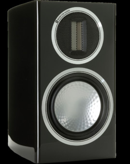Boxe Monitor Audio Gold 50 resigilate Piano Black Laquer