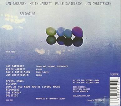 VINIL ECM Records Keith Jarrett: Belonging