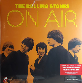 VINIL Universal Records The Rolling Stones - The Rolling Stones On Air