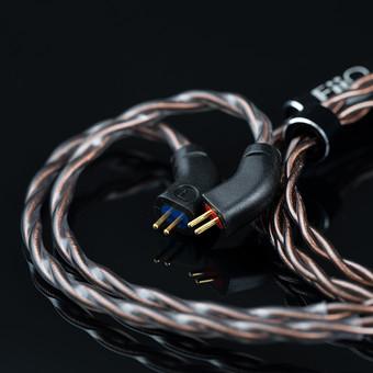 Fiio LS-2.5A cablu balansat 0.78mm 2pin