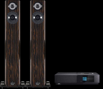 Pachet PROMO Audio Physic Tempo Plus + Naim Uniti Nova