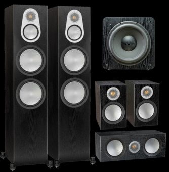 Pachet PROMO Monitor Audio Silver 500 pachet 5.1