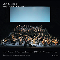 CD ECM Records Eleni Karaindrou: Elegy of the Uprooting