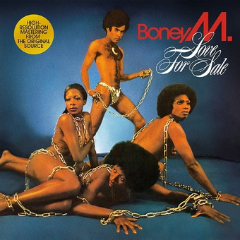 VINIL Universal Records Boney M - Love For Sale