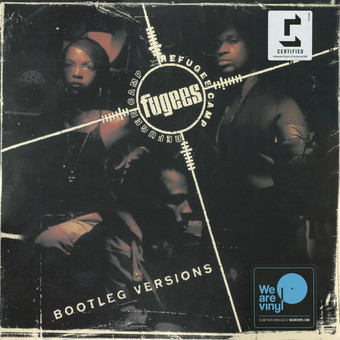 VINIL Universal Records Fugees (Refugee Camp) - Bootleg Version