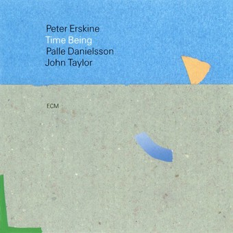 CD ECM Records Peter Erskine Trio: As It Was (4 CD-Box)