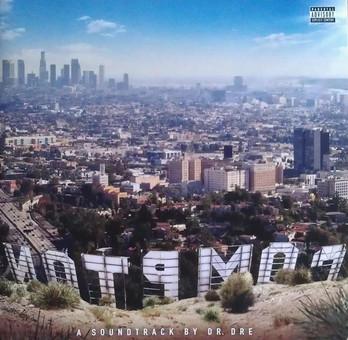 VINIL Universal Records Dr Dre - Compton (A Soundtrack By Dr. Dre)