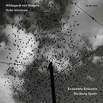 CD ECM Records Hildegard von Bingen/Ens. Belcanto: Ordo Virtutum