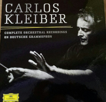 VINIL Universal Records Carlos Kleiber - Complete Orchestral Recordings on Deutsche Grammophon