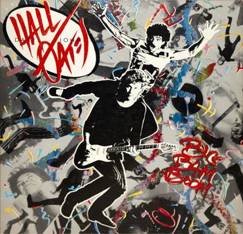 VINIL Universal Records Daryl Hall  Oates - Big Bam Boom