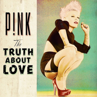 VINIL Universal Records Pink - The Truth About Love