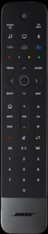 Bose Universal Remote Control