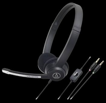 Casti PC/Gaming Audio-Technica ATH-330COM