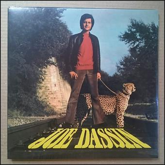 VINIL Universal Records Joe Dassin - La Fleur Aux Dents