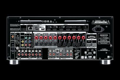 Receiver Onkyo TX-RZ810
