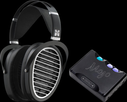 Pachet PROMO HiFiMAN Ananda + Chord Electronics Mojo