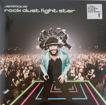 VINIL Universal Records Jamiroquai - Rock Dust Light Star