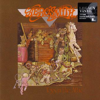 VINIL Universal Records Aerosmith - Toys In The Attic